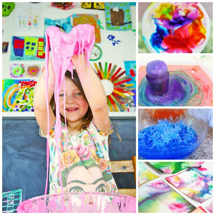 5 Creative Projects that will knock your family's socks off!