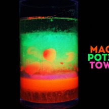 Magic Potions Density Tower