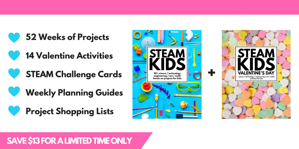 Valentine\'s Day Ideas: STEAM Kids Valentine\'s Day eBook - Babble ...
