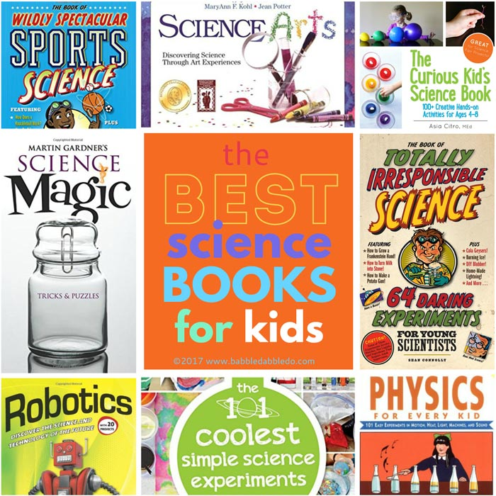 The Best Science Books for Kids