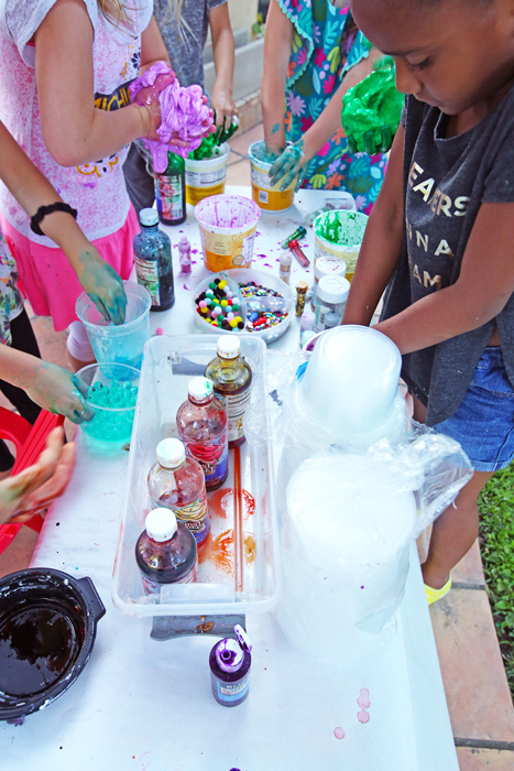 How To Host An Epic Slime Party Babble Dabble Do