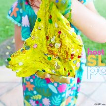 How to Host an Epic Slime Party